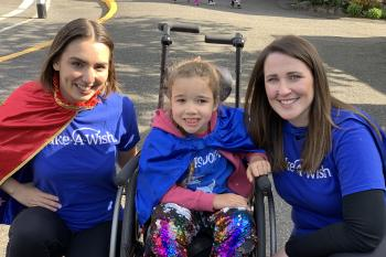 Support Make-A-Wish Oregon