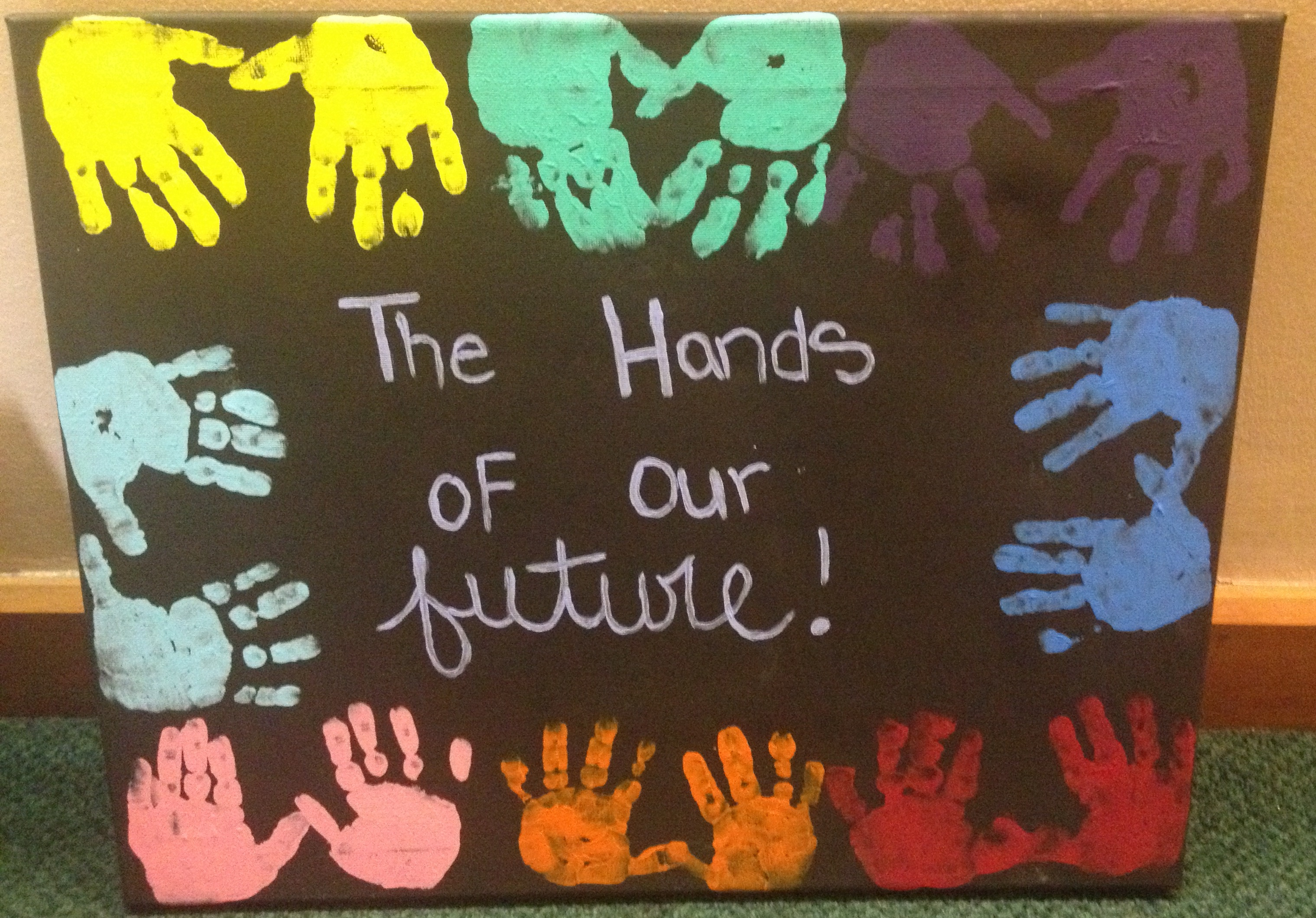 The Hands of Our Future