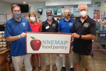 Thank You from NNEMAP Food Pantry