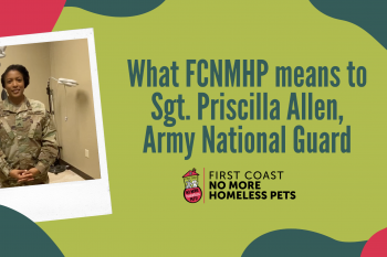 What FCNMHP means to Sgt. Priscilla Allen