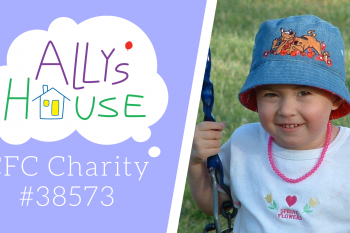 Ally's House: Helping courageous kids as they fight cancer