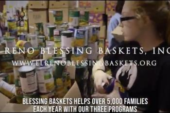 El Reno Blessing Baskets