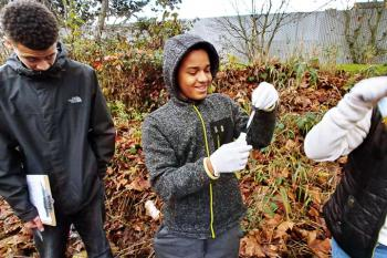 Youth Interns - Water Quality Monitoring of Springbrook Creek